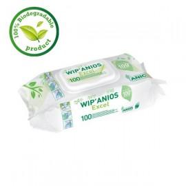 lingettes WIP'ANIOS EXCEL - sachet de 100