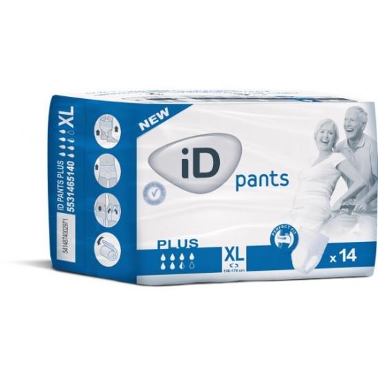 ID PANTS PLUS X-Large Jour +