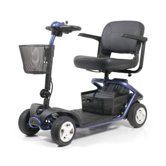 Scooter électrique literider 4 roues